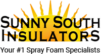 Sunny South Insulators Lethbridge Logo
