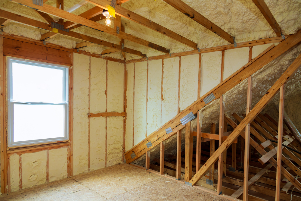 Spray Foam Insulation Company Lethbrige